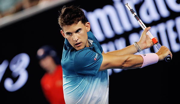 Dominic Thiem - Gilles Simon: Indian Wells Masters im TV, Livestream Liveticker