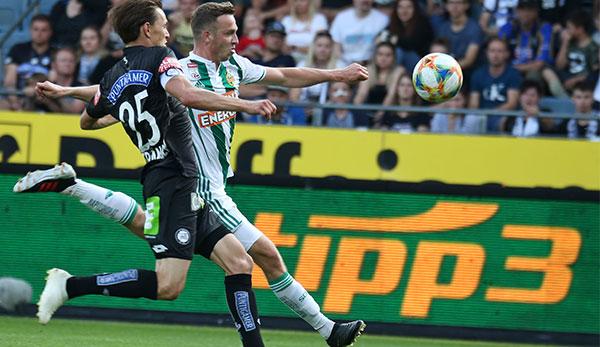 Stimmen zu Sturm Graz vs. Rapid Wien: Das wäre Rot und Elfmeter gewesen