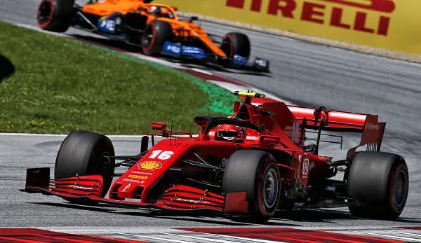 Formel 1: Servus TV und ORF schnappen sich Rechte ab 2021