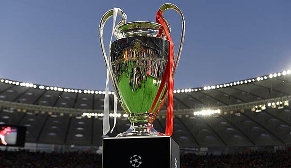 Wo Kommt Heute Champions League