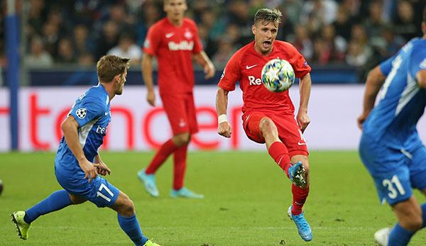 Stimmen zu Salzburgs Champions-League-Debüt gegen Genk: Gott sei Dank ist das Spiel aus
