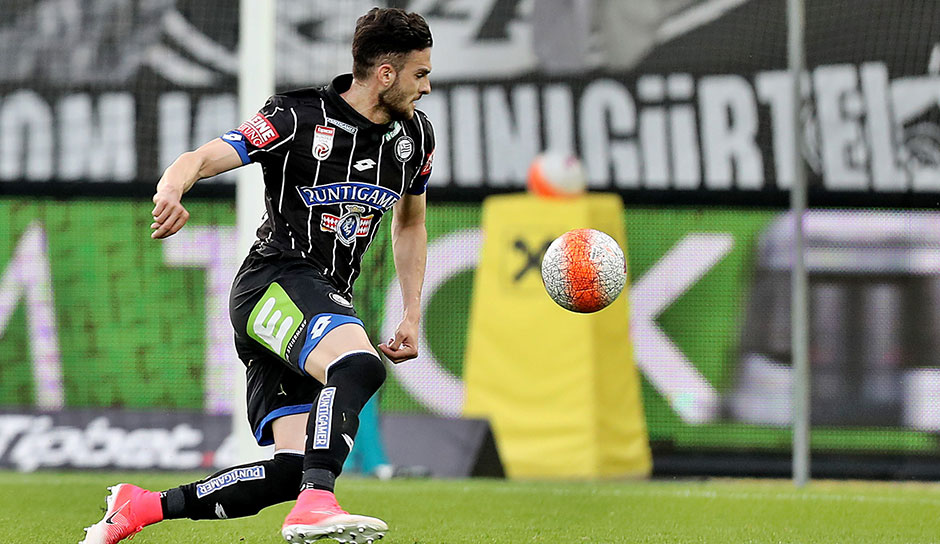 Charalampos Lykogiannis (SK Sturm Graz/LV)