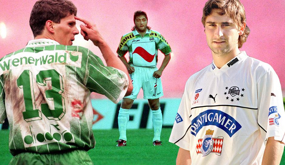 90er Bis Heute Die Top Elf Von Sturm Graz Und Rapid Wien Seite 1