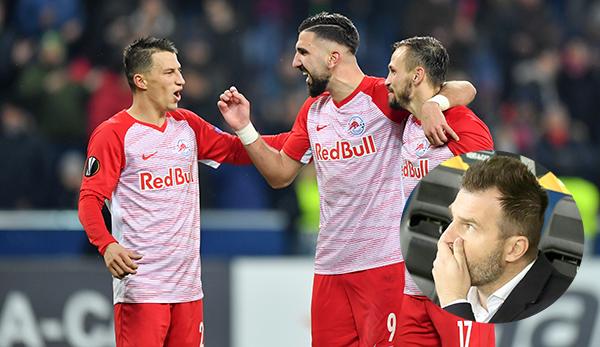 Brügge-Coach schämt sich für Salzburg-Pleite: Eine peinliche Niederlage