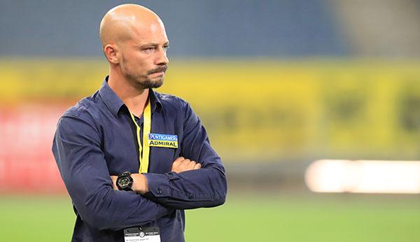 SK Sturm-Coach Nestor El Maestro nach Niederlage: Bedenklich, wie häufig über die Schiedsrichter diskutiert wird