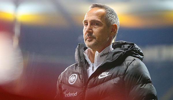 Eintracht-Frankfurt-Trainer Adi Hütter verrät: Wir konnten Xaver Schlager nicht bezahlen
