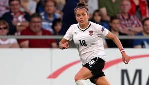 ÖFB-Frauen: Österreich feiert Schützenfest in Israel - Chance auf WM-Quali lebt