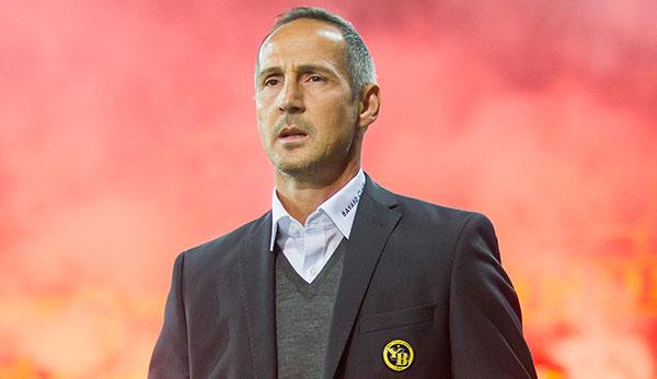 Adi Hütter ein Kandidat für Bremen?