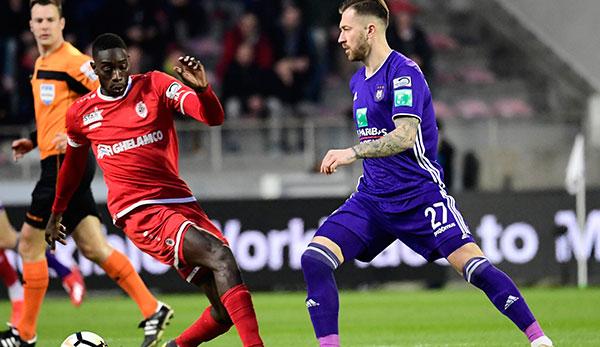 Peter Zulj hat neuen Coach: Vincent Kompany wird Spielertrainer bei RSC Anderlecht