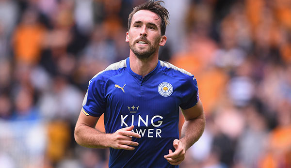 Christian Fuchs im Interview mit DAZN