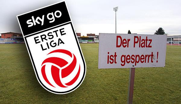 Sc ritzing zieht lizenzantrag f r erste liga zur ck for Ergebnisse erste liga