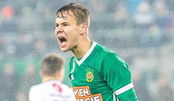 Neuer Mittelfeldspieler 1. FC Köln holt Louis Schaub aus Wien