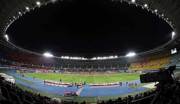 öfb Nationalstadion Plan Für Verhandlungen Fixiert
