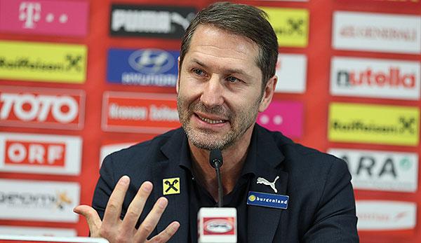 ÖFB-Team: Franco Foda setzt in Testspielen gegen Russland ...
