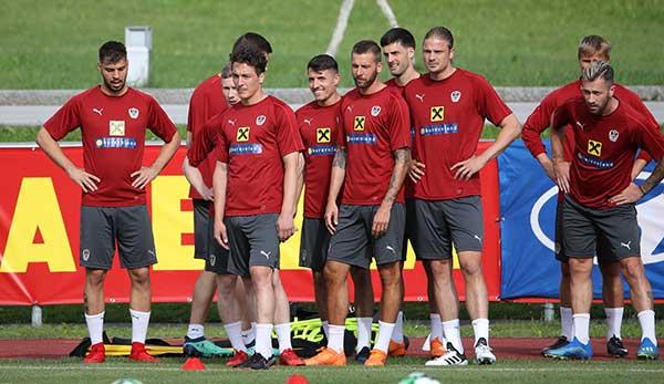 fussball österreich russland
