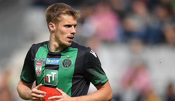 SV Ried verpflichtet Patrik Eler von Wacker Innsbruck