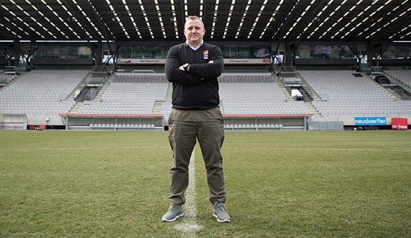 Bundesliga: Thomas Grumsers Plan mit Wacker Innsbruck