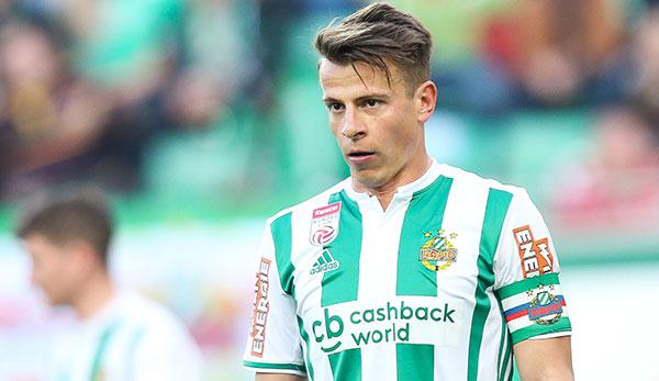 Rapid Wien: Angebote für Stefan Schwab und Richard Strebinger