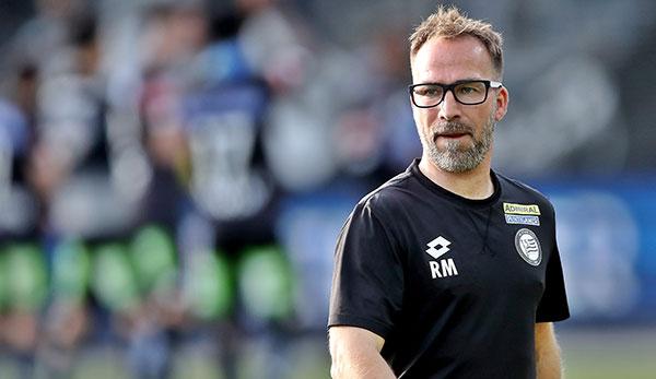 Sturm-Graz-Trainer Roman Mählich: Wir waren in einer extremen Drucksituation