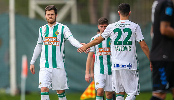 SK Rapid Wien: Andrija Pavlovic und Deni Alar haben Auslands-Angebote