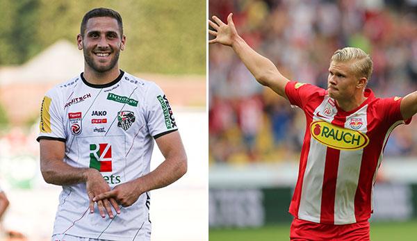 Erling Haaland Shon Weissman: 13 Tore nach vier Bundesliga-Runden
