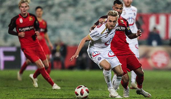 FK Austria Wien - Admira Wacker: Bundesliga-Partie im TV, Livestream und Liveticker
