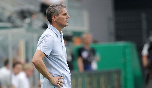 Dietmar Kühbauer über möglichen Freistoß vor Siegtreffer: Fußball ist noch immer ein Männersport