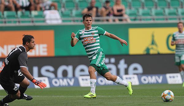 Abgang von SK Rapids Thomas Murg zum 1. FC Köln steht wohl bevor