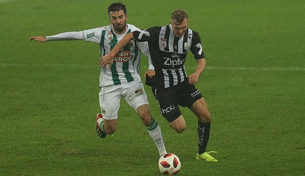 Offiziell: Marvin Potzmann wechselt vom SK Rapid zum LASK