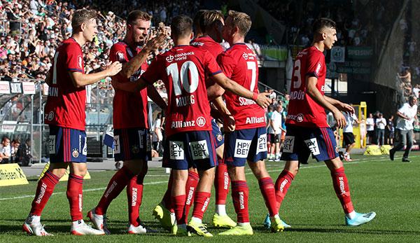 SK Rapid Wien gewinnt mit viel Kampf gegen SK Sturm Graz