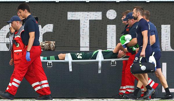 Hannes Wolf Verletzung