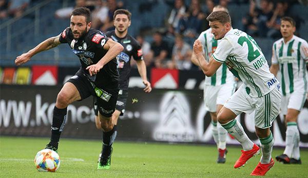 SK Sturm vor Bundesliga-Kracher gegen SK Rapid: Sie werden dominant auftreten