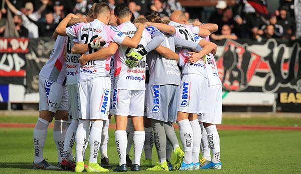 Nach Rückstand: LASK dreht Spiel gegen TSV Hartberg