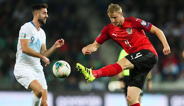 HIGHLIGHTS: Posch-Schraube! Österreich gelingt gegen Slowenien wichtiger Schritt Richtung Europameisterschaft