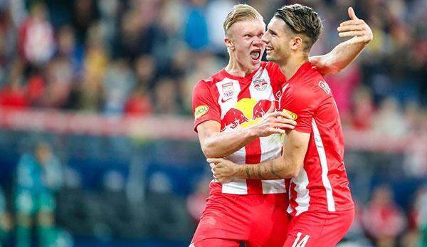 Sechszehntelfinale: Red Bull Salzburgs Wunschlos für die Europa League