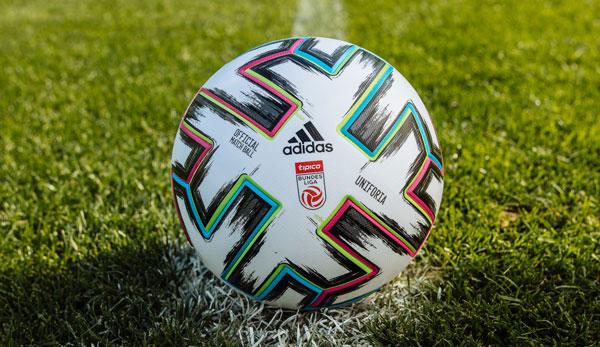 Neuer Ligaball: EM-2020-Spielball rollt ab sofort in der österreichischen Bundesliga