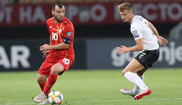 Nordmazedonien will gegen das ÖFB-Team Mini-Chance auf die EM 2020 wahren