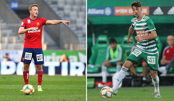SK Rapid Wien: Philipp Schobesberger und Dalibor Velimirovic mit schweren Knieverletzungen
