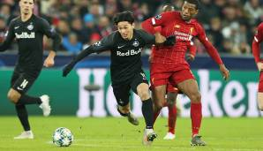 Liverpool want to withdraw a clause from Takumi Minamino from Red Bull Salzburg   - Transgaming 1