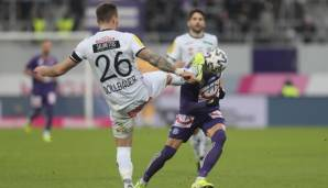 FK Austria Vienna - WAC 1: 1: Shon Weissman counts Grünwald goal   - Transgaming 1