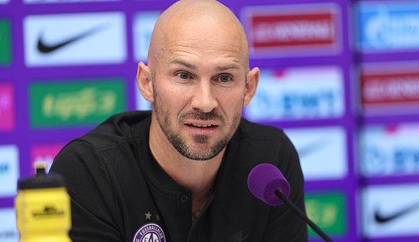 FK Austria Wien vor Wiener Derby: Liveticker zur Pressekonferenz vor SK Rapid in der Nachlese