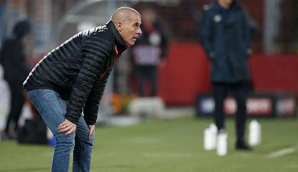 FC Admira trennt sich von Trainer Klaus Schmidt