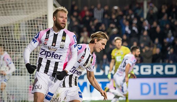 Le LASK a frappé la tempête en quarts de finale de la Coupe ÖFB.