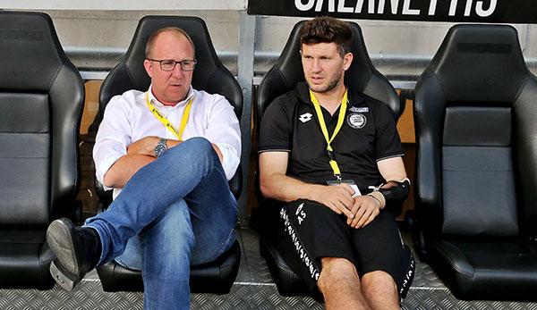 SK Sturm Graz: Andreas Schicker soll Nachfolger von Günter Kreissl werden