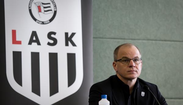 Le président de LASK, Siegmund Gruber, veut contester le verdict - avec peut-être des conséquences énormes.
