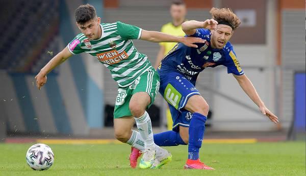 Yusuf Demir contre TSV Hartberg