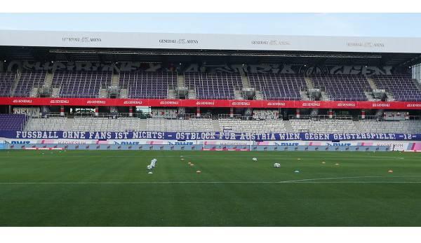 Fans d'Autriche: