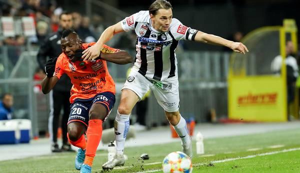 Plus récemment, Graz a célébré une victoire 3-1 à domicile contre Hartberg en novembre 2019.