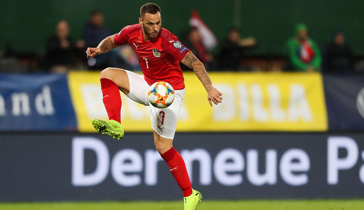 """Marko Arnautovic über ÖFB-Zukunft: """"Gehe davon aus, dass ich Herzog-Rekord knacke"""