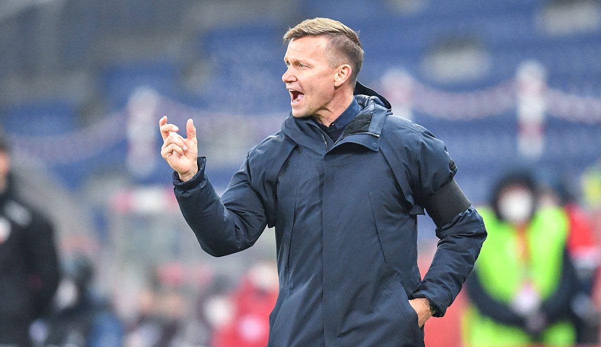 Jesse Marsch über Borussia Mönchengladbach: